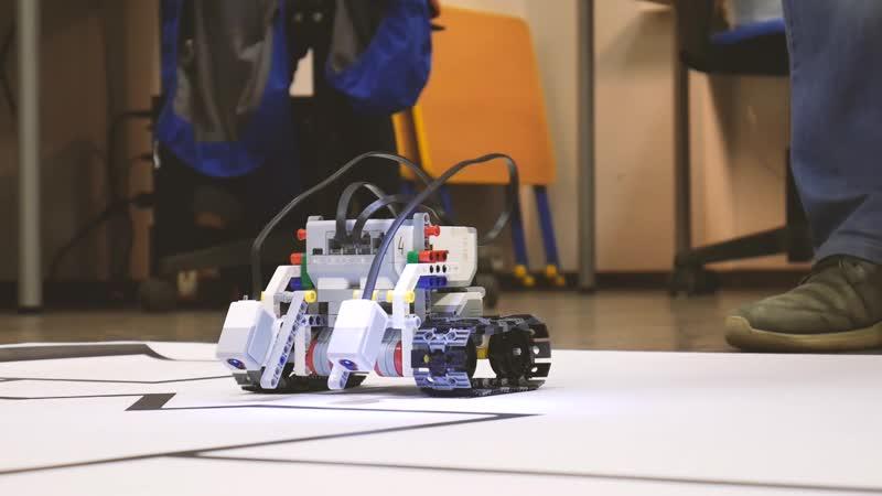 Курс Основы робототехники Lego mindstorms Ev3