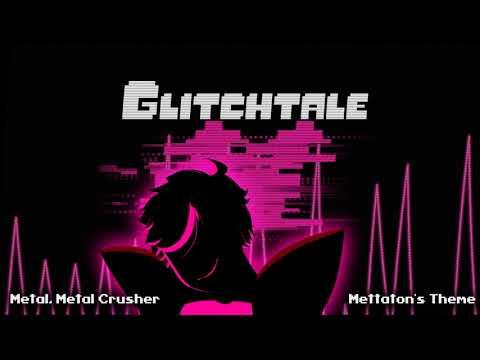 Glitchtale OST - Metal, Metal Crusher [Mettaton's Theme]
