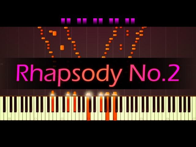 Hungarian Rhapsody No. 2 Horowitz arr. LISZT
