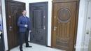 обзор входной двери АТТИКА