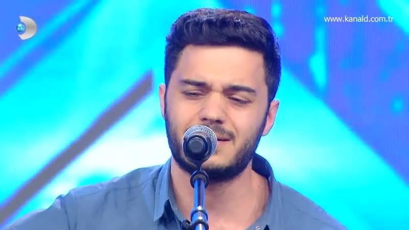 İlyas Yalçıntaş - İncir Performansı - X Factor Sta