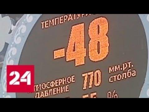 Снега будет много: Россию ждет мощное потепление - Россия 24