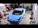 The Making of Deadmau5's Nyan Cat Purrari, How Sekanskin wrapped the Ferrari 458 Italia Spiderim