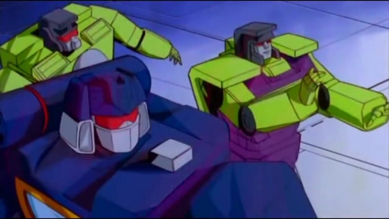 Megatron, I don't feel so good....