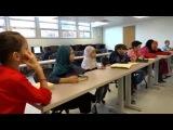 Дети Турков Ахыска поют в воскресной школе в Дейтоне