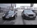 Bentley Continental Supersports and Ferrari 458 Italia