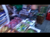 Yau Ma Tei, night, fruits bazar