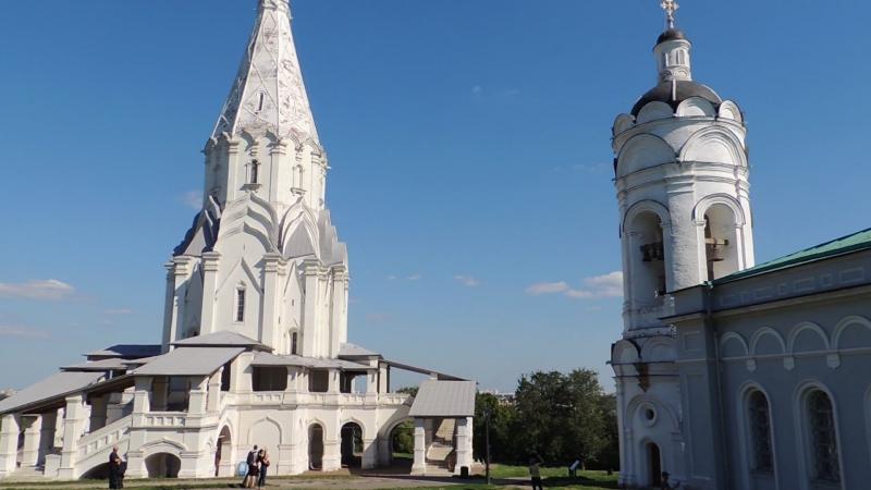 Церковь Вознесения Господня, Церковь Георгия Победоносца
