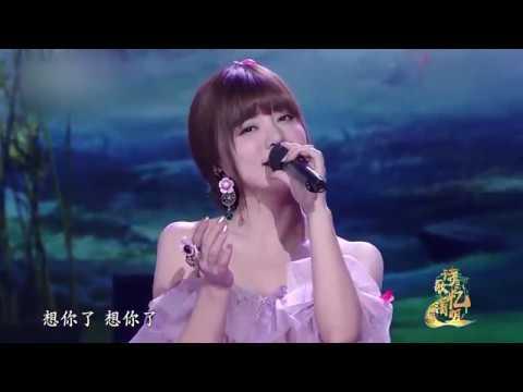 Alan 阿蘭(阿兰) - 桃花緣 (190405 CCTV 詩歌憶清明)