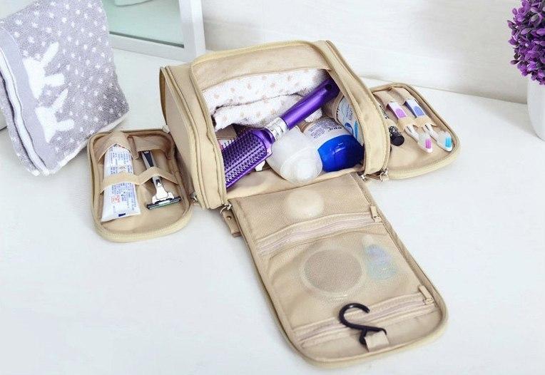 Вместительная сумка для поездок -