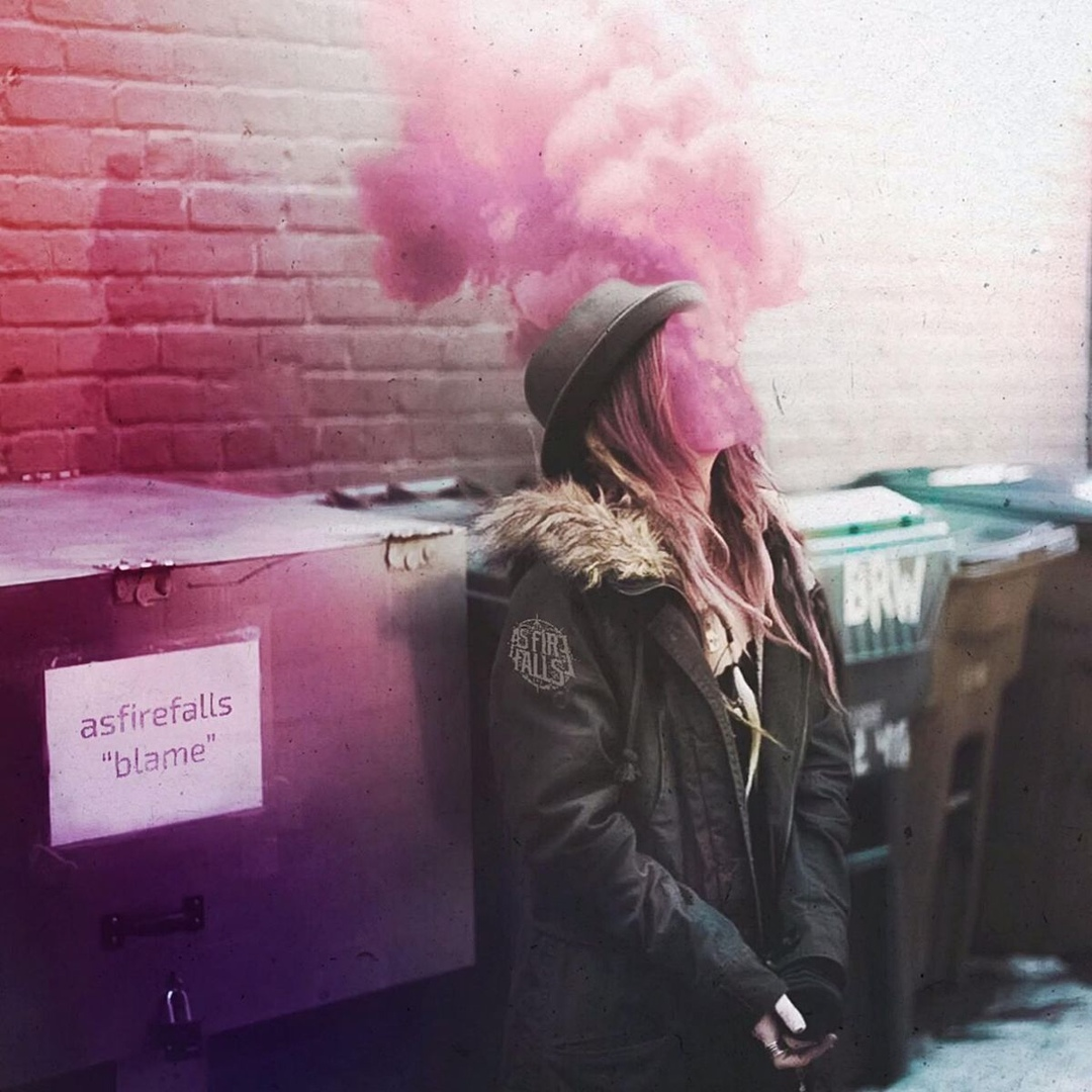 Asfirefalls - Blame [Single] (2018)