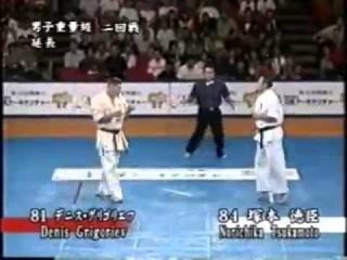 Норичика Цукамото (Norichika Tsukamoto) vs Денис Григорьев (Denis Grigoryev)