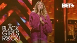 Tamia Performs So Into You and Leave It Smokin Black Girls Rock 2018