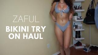 Zaful Bikini Try on Haul | Under $20!!