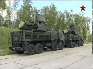 Зенитный ракетно-пушечный комплекс «Панцирь-С1» ВМР