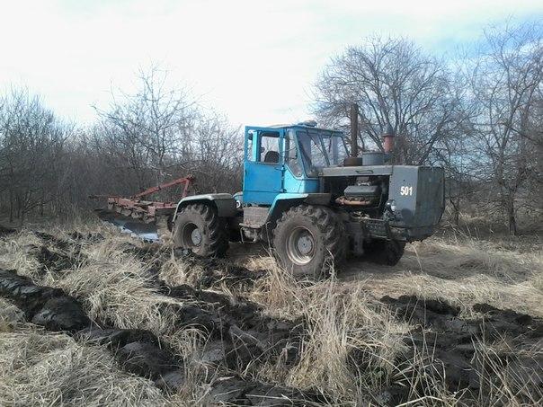Продаю бу трактор т 150к 09