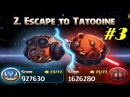 Angry Birds Star Wars: Part 3 (Windows PC, Android, iOS) Ascape To Tatooine