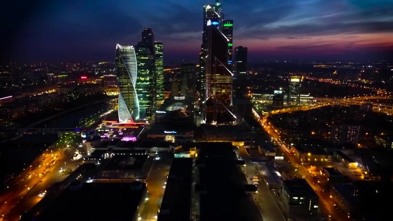 Облёт вокруг Москва-Сити 2016 MoscowCity.mp4