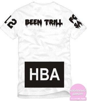 Футболка HBA -
