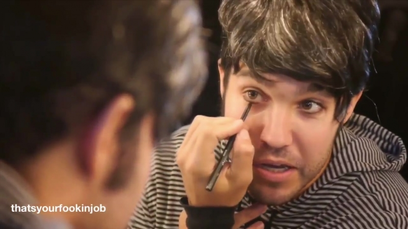 Learn The Alphabet with Drunk History of Fall Out Boy