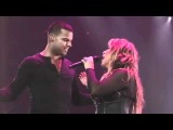 Ednita Nazario Feat Ricky Martin Quimica Ideal Live Real Tour 2008