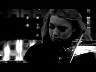 Requiem For A Dream - Electric Violinist - Kate Chruscicka (Lux Aeterna - Clint Mansell)