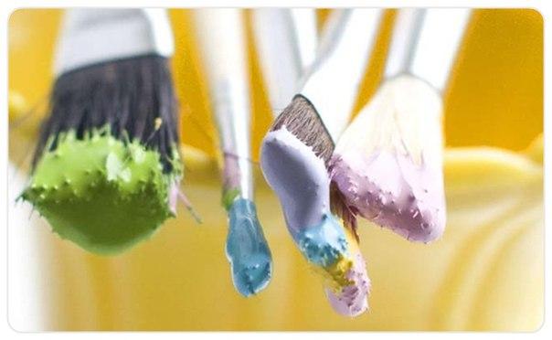 Акриловые краски: 10 советов для начинающих