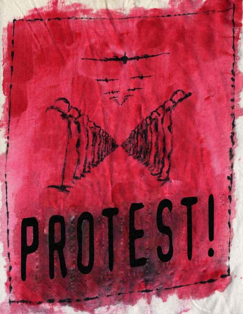 История музыки протеста в странах развитого капитализма
