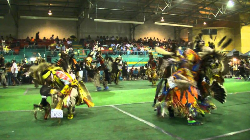 Loon Lake Powwow 2011 Mens Traditional