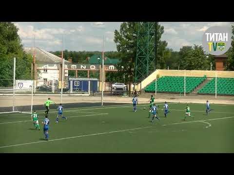 Обзор матча СШ г. Клин (2004) - ДЮСШ г. Краснознаменск (2004) 2-2 (26.06.18)