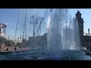 Танцующие фонтаны у ТРЦ Европейский😍