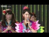 NMB48 150524 N3 LOD 1730 (Kashiwagi Yuki send-off) Part3