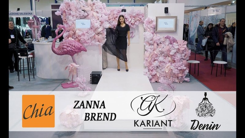 Zanna Brend, Kariant, Denin by Chia. KyivFashion 2018