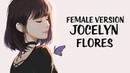 Nightcore Jocelyn Flores XXXTENTACION FEMALE COVER Lyrics