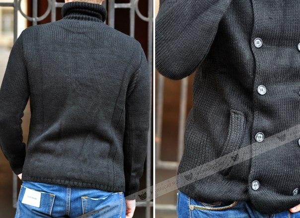 Пуловер С Пуговицами С Доставкой