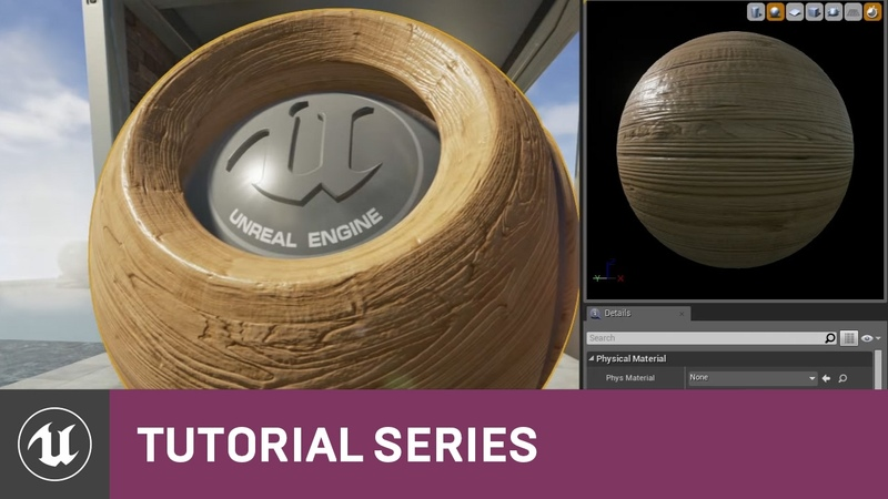 Intro to Materials Overview | 01 | v4.0 Tutorial Series | Unreal Engine