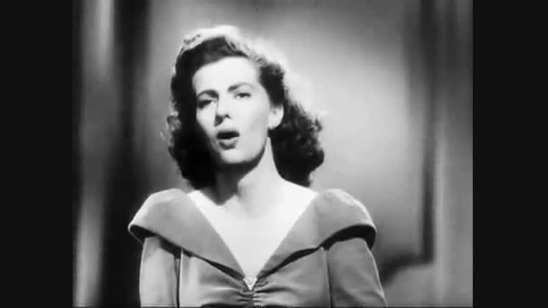 Contralto Eula Beal sings Bachs Erbarme Dich (Y.Menuhin, violin)