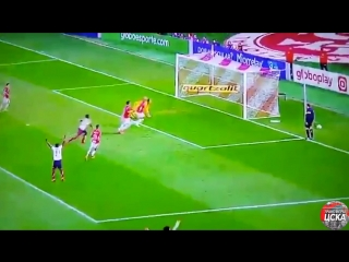 Витиньо забил свой первый гол за Фламенго