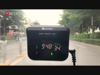 Радар детектор Ruccess STR-S900-G GPS