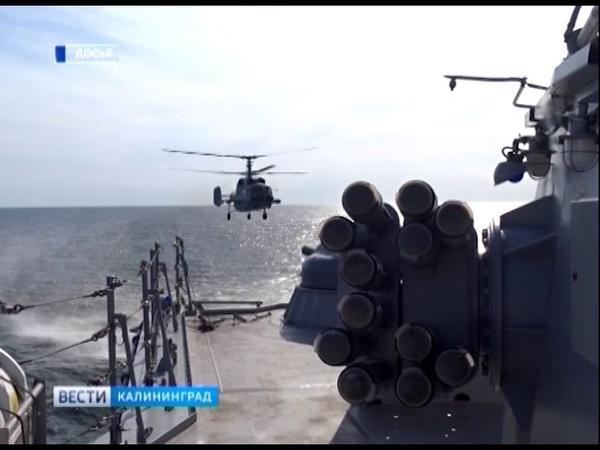 На базе БДК Иван Грен могут создать десантный корабль
