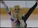 Олимпийские игры 1988 Фигурное катание пары Jill Watson Peter Oppegard короткая программа