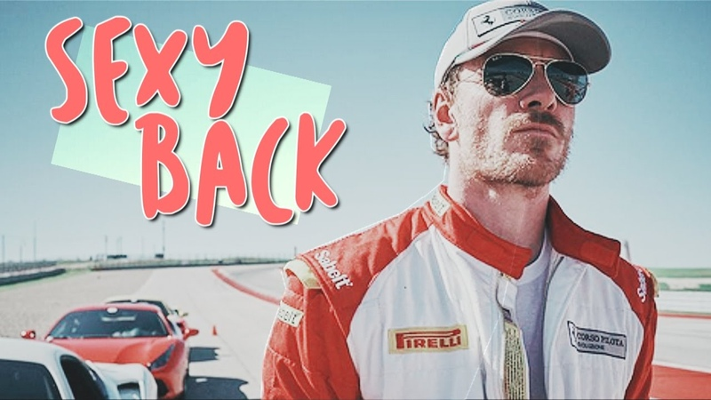Michael Fassbender | Sexy Back