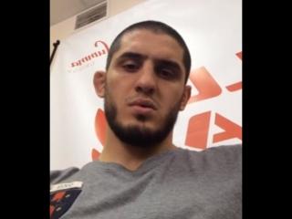 Прямой эфир с бойцом UFC Исламом Махачев