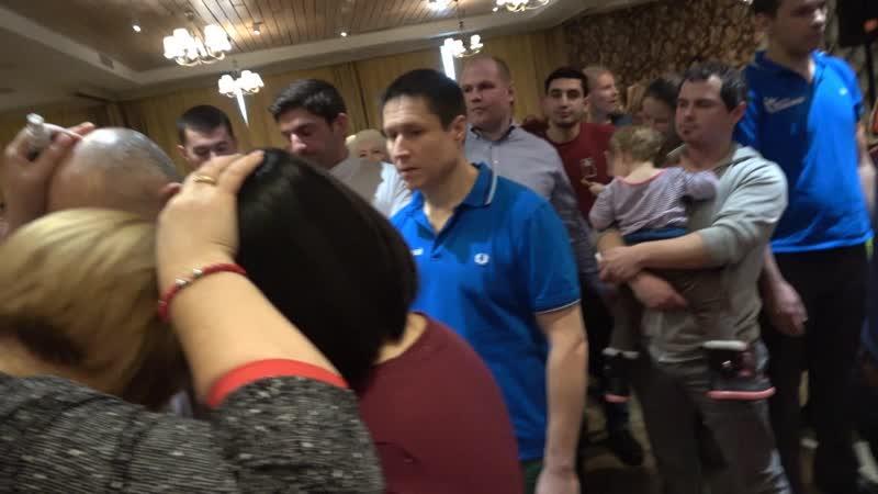 Служение с Утренней Водой в Москве. Суббота. 1-я часть
