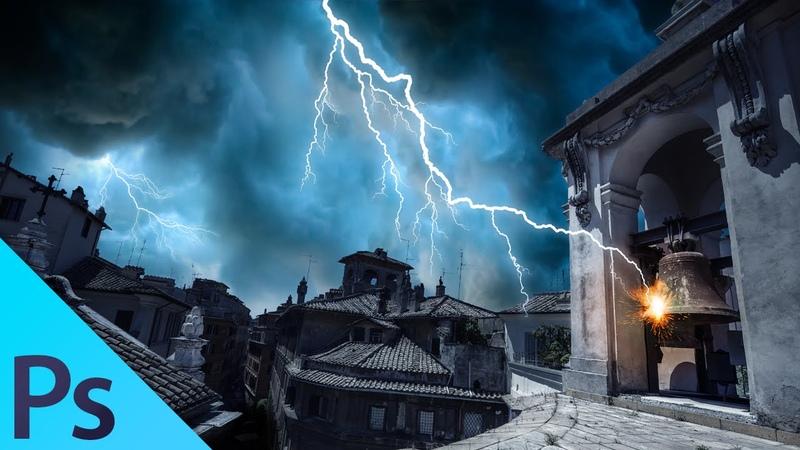 Lightning Effects | Photoshop Tutorial