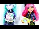 Как сделать школьные папки для кукол