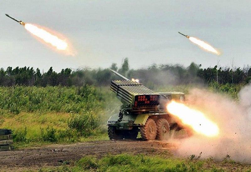 На Ростовскую область с украинской стороны обрушились залпы установок «Град»