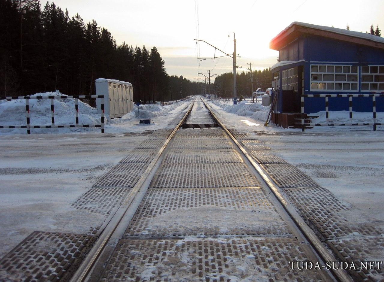 Железные дороги Северного Урала