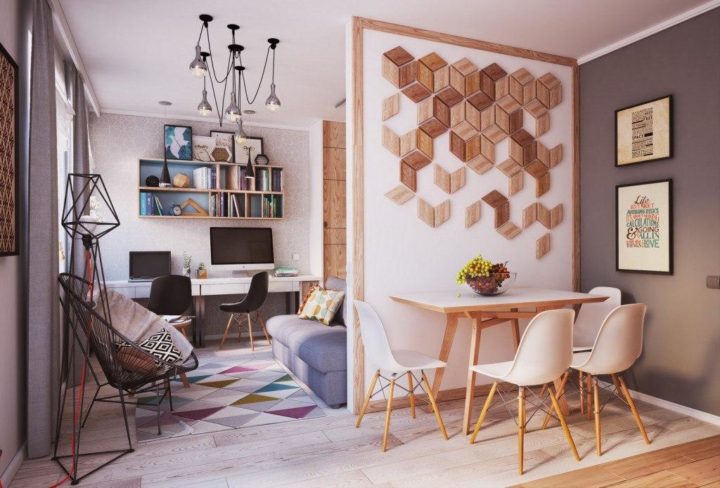 Дизайн спальни 40 кв м