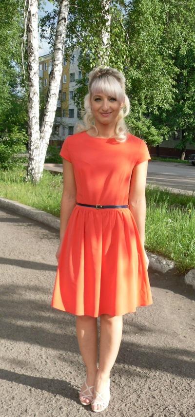 Наталья Нагорнова, 10 августа , Москва, id172517787
